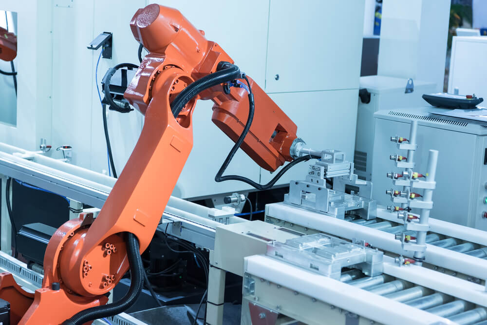 Myosh Robot Worker Safety