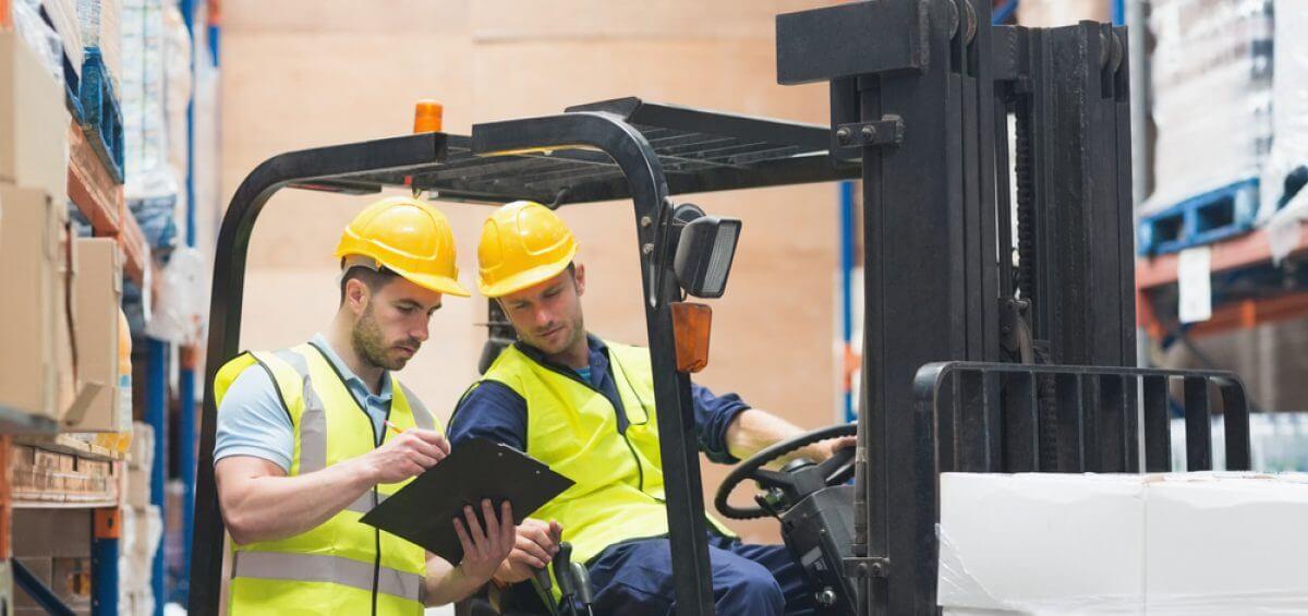 MyOsh forklift safety Safework