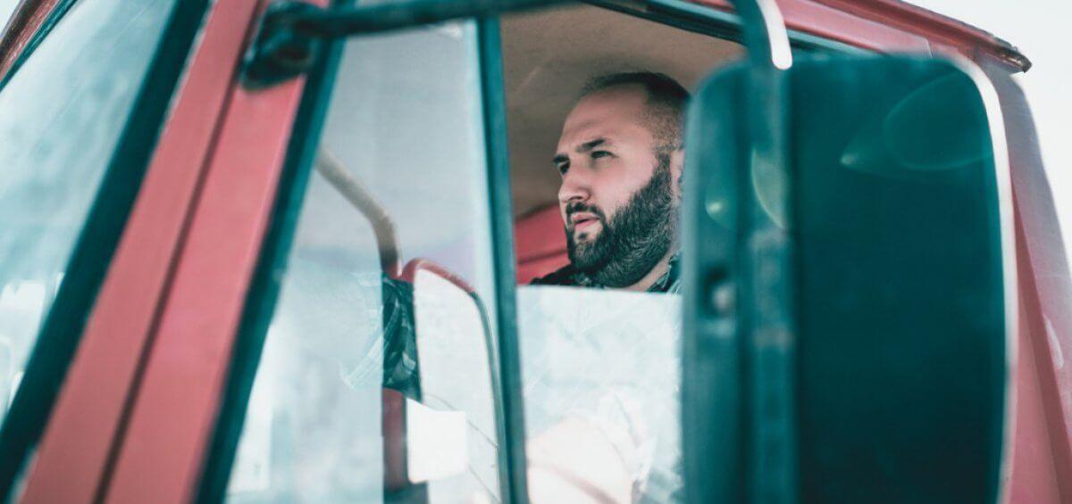 Into-Fatigue Truck Driver