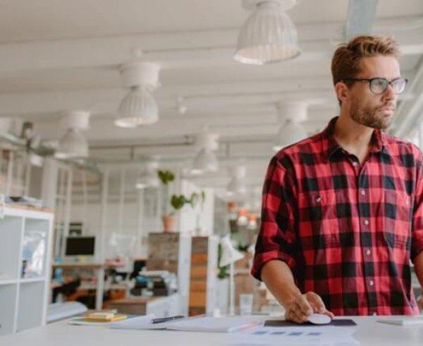 Sit-Stand Desk Health Benefits
